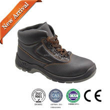 Multi-function cow leather Antisquashy Anti-static safety shoes new