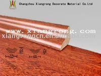End molding/Scotia/concave line of laminate flooring accessories