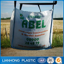 Chinese jumbo bag manufacturers with low price, 500kg, 1000kg, 2000kg big bag, jumbo bag with good quality