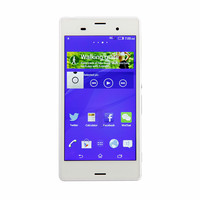 5inch white hong kong cheap small cute price mobile phone for old age people