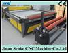 fabric leather laser cutter 80w 100w 150w cnc laser cutting machine price
