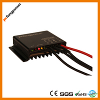 ip68 ce rohs iso sgs 10a mini solar charge controller with led