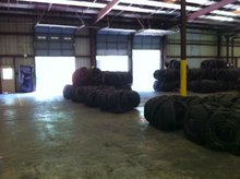 Baled Scrap Tires / Waste Tires