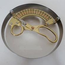 49 - 62 cm chapéu de bronze Tailor dimensionamento ferramenta de costura curva governante ferramenta circunferência Cap governante