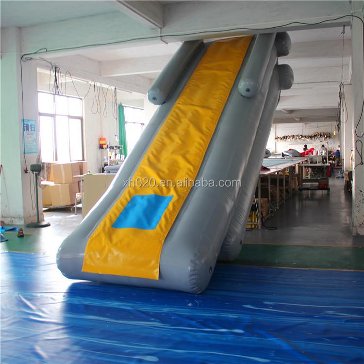 Inflatable Slide Fire Escape: Evacuation Slide Inflatable Emergency Escape Yacht Slide