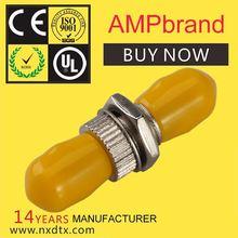 Ampbrand ST Fiber Optic adaptor
