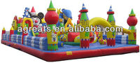 PVC inflatable bouncer sale to Turkey G3011