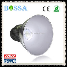 High brightness low power consumption meanwell driver 120 led high bay light ul