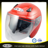 DOT FUSHI New style red color open face helmet motorcycle