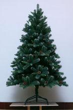 Fashionable manufacture pe christmas trees