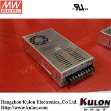 350W 15V Meanwell UL CE Single Output 350W Switching Power Supply