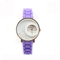 Japan movt watches coloful watches cheap price vogue watch 2015