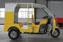 KD-T002 three wheel passenger cars electric tuk tuk