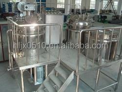 ZJR-650L single layer agitator mixer,liquid agitator tankagitator type stainless steel silicone sealant mixing tank