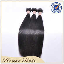 Wholesale price factory supply top quality straight Russian hair double drawn