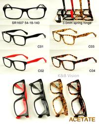 Fashion Optical acetate frames/Ready goods
