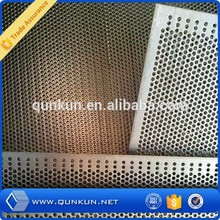 Perforated Metal(Grid Construction) wire mesh punched netting plate