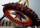 amusement equipment big pendulum