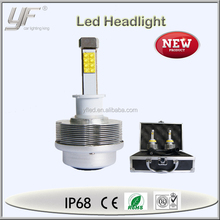 China Manufacturer New Product 12v 24v led headlamp, super bright high power motorcycle headlight assembly
