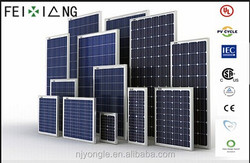 full certified panel solar cell,cheap photovoltaic solar panel