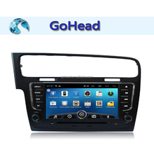 For Volkswagen Golf 7 Car DVD Player with Android 4.4 Bluetooth Audio Radio 3g Wifi MP3 GPS
