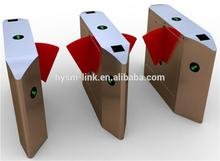 Automatic remote control access control flap turnstile with low price