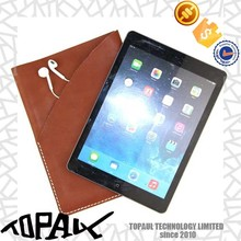 Wholesale tablet case design customized style smart leather case for ipad Air 2