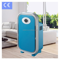 portable activated carbon room air eliminator for smooking room