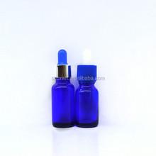 15ML Blue Cosmetic Bottle Spray type