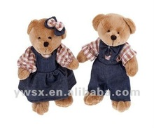 2012 fashion plush toys teddy bear