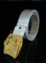 New style Copper alloy buckle Canvas Championship belt