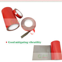 acrylic double sided adhesive tape jumbo roll