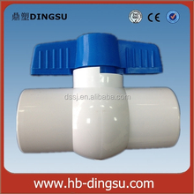 Types of Low Price UPVC Ball Valve for Water Supply