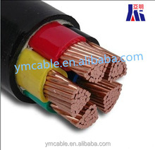 0.6-1kv low voltage xlpe insulated steel tape armored PVC/PE sheathed power cable