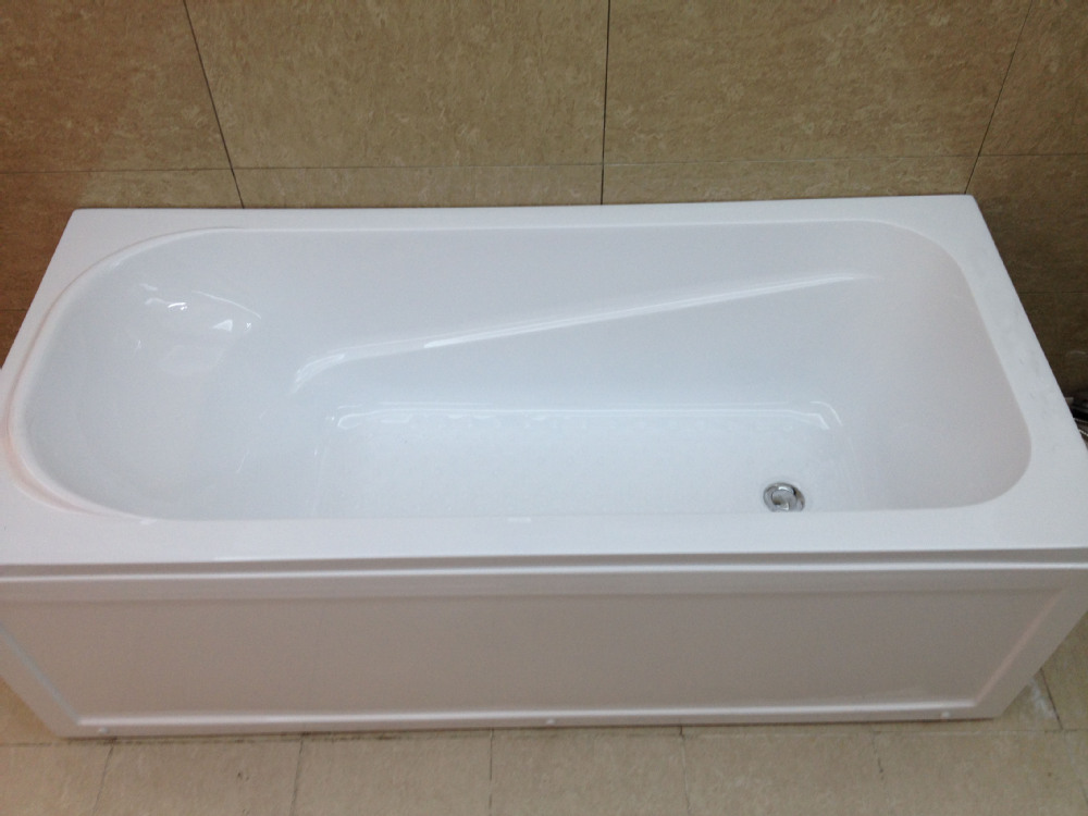 100 portable plastic bathtubs for adults folding for Resin tubs pros and cons