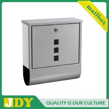 Outdoor Stainless Steel Letterbox for sale