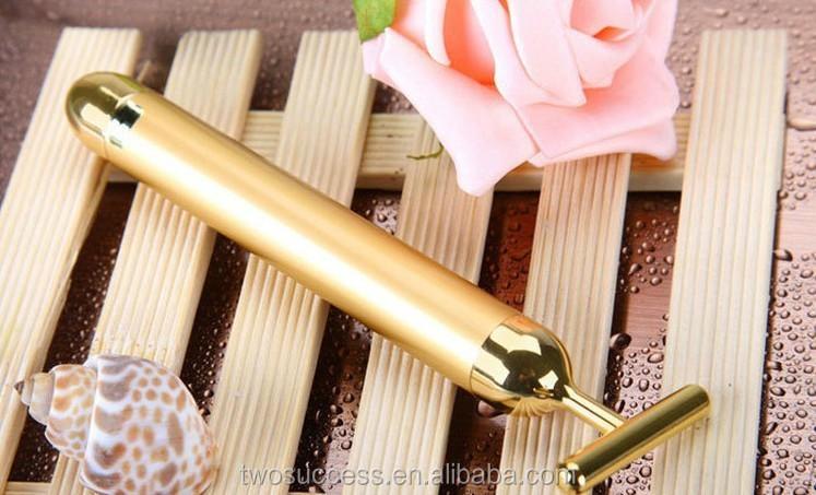 Energy 24K Gold Beauty Bar Vibrating Facial Massager .jpg