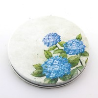 pu leather decorative/makeup mirror professional/leather cosmetic mirror/HQPUM-IMG-0976