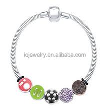 China manufacturer bead 2015 bracelet