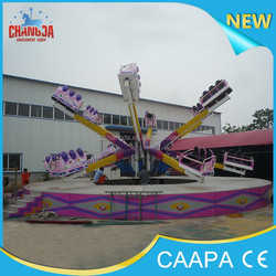 20 years professional rides manufacturers! Professional 30 seats amusement rotating bounce rides for sale,super jumping machine