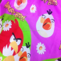 China 100% Polyester Hot Sale New Pattern Fabric Painting Designs Bed Sheets
