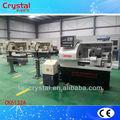bajo costo de torneado cnc torno de banco para la venta ck6132a