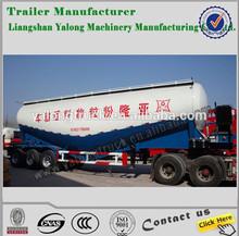 Hot selling to Thailand Dry Bulk Concrete Truck Semi Trailer