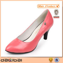 pointed toe 7cm high heel wholesale ladies shoes price,china women shoes manufacturers