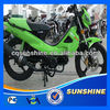 Newest Air Cooling Zongshen Engine 110CC Motorcycle (SX110-6A)