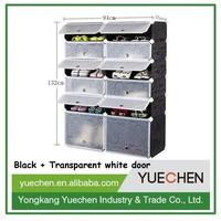 China largest Top Manufacturer diy folding storage cubes shoes rack