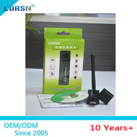 2015 2T2R 300Mbps High speed Dual band WiFi USB Adapter from smart TV