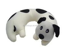 plush u shape cushion stuffed animal plush neck cushion kids pillow