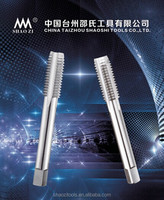Easy To Use And High Efficient Long Shank Hss Hand Tap,Tin Coated At Reasonable For High Speed Processing And Special Tap