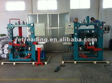 Used Tire Retreading Machine/Tyre Recycling Equipment From China
